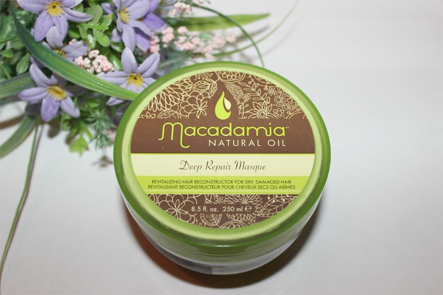 Macadamia маска восстанавливающая